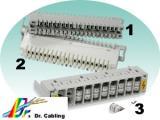 block-10p-telecommunication-arrester_C型10對避雷子含座@www.templar-tech.com.tw