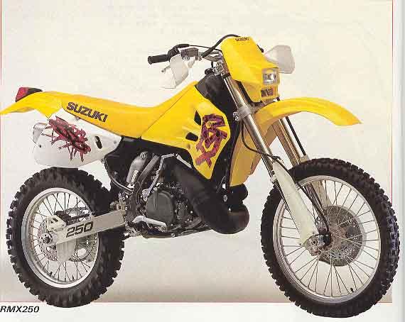 系列型號: SUZUKI ------ RMX250. 引擎型式: 水冷2行程 單汽缸